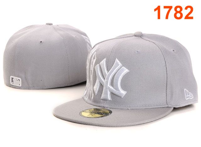New York Yankees MLB Fitted Hat PT30